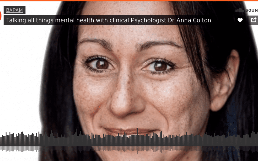 Listen to The Experts on World Mental Health Day 2018