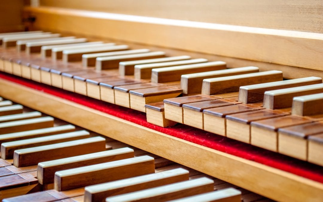 Fundraising Concert for BAPAM Featuring Two Harpsichords