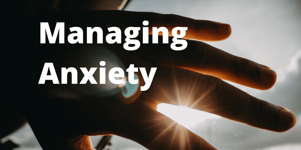 Managing Anxiety about Creative Work in the Covid 19 Pandemic