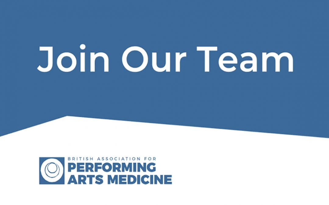 Recruiting: Health Promotion Training Assistant