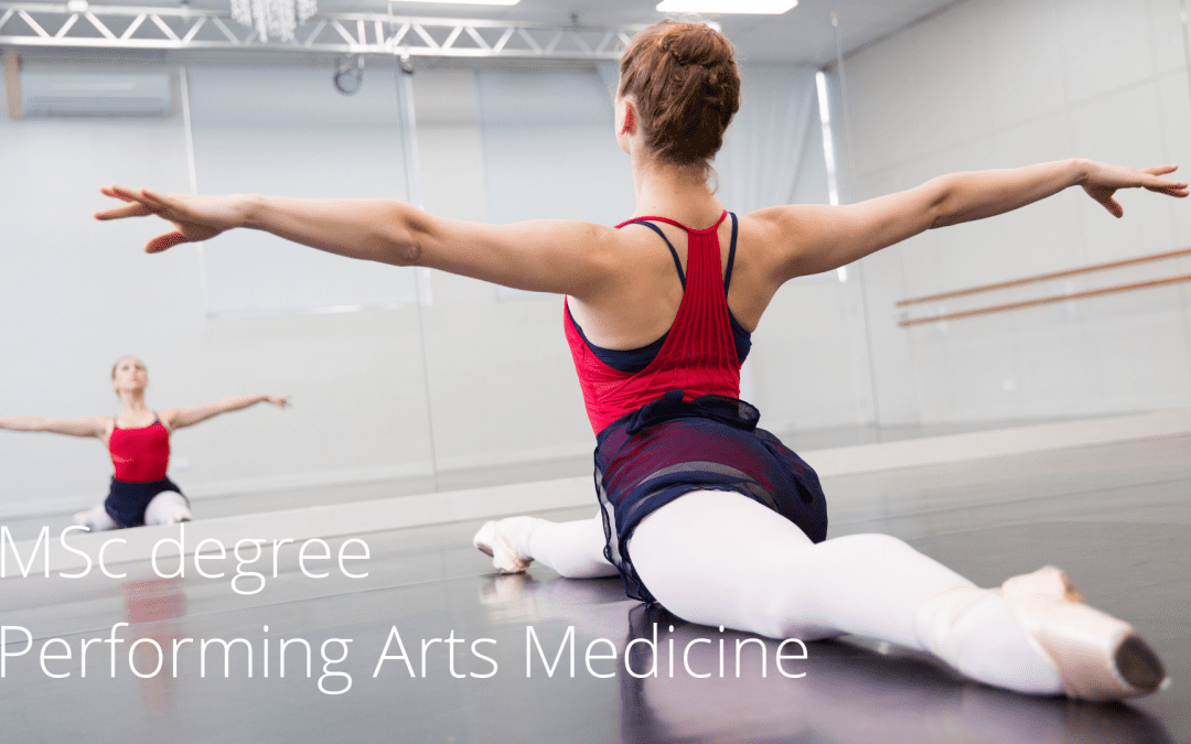 Thinking about joining the MSc in Performing Arts Medicine?