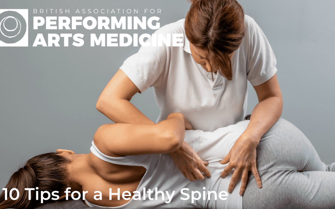 10 Tips for a Healthy Spine