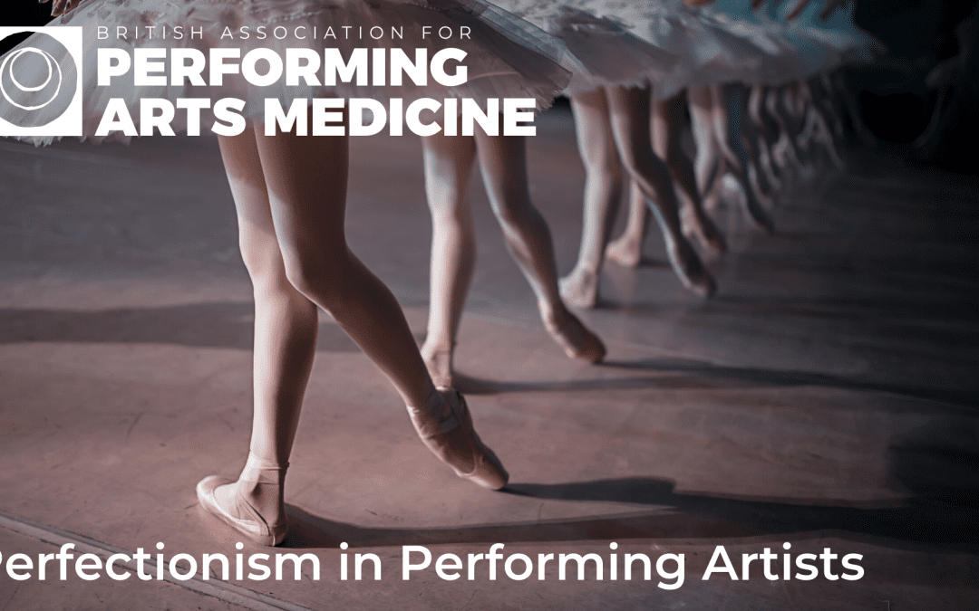Perfectionism in Performing Artists
