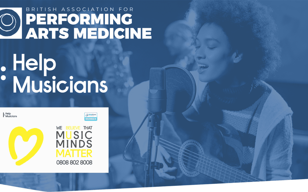 Patient Information Sheet: Mental Health Support for Musicians and the Music Minds Matter Scheme