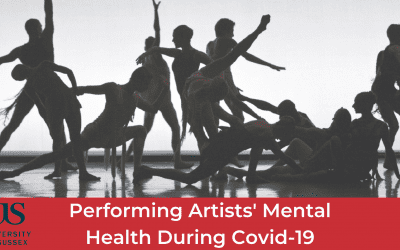 Research: Performing Artists' Mental Health During Covid-19