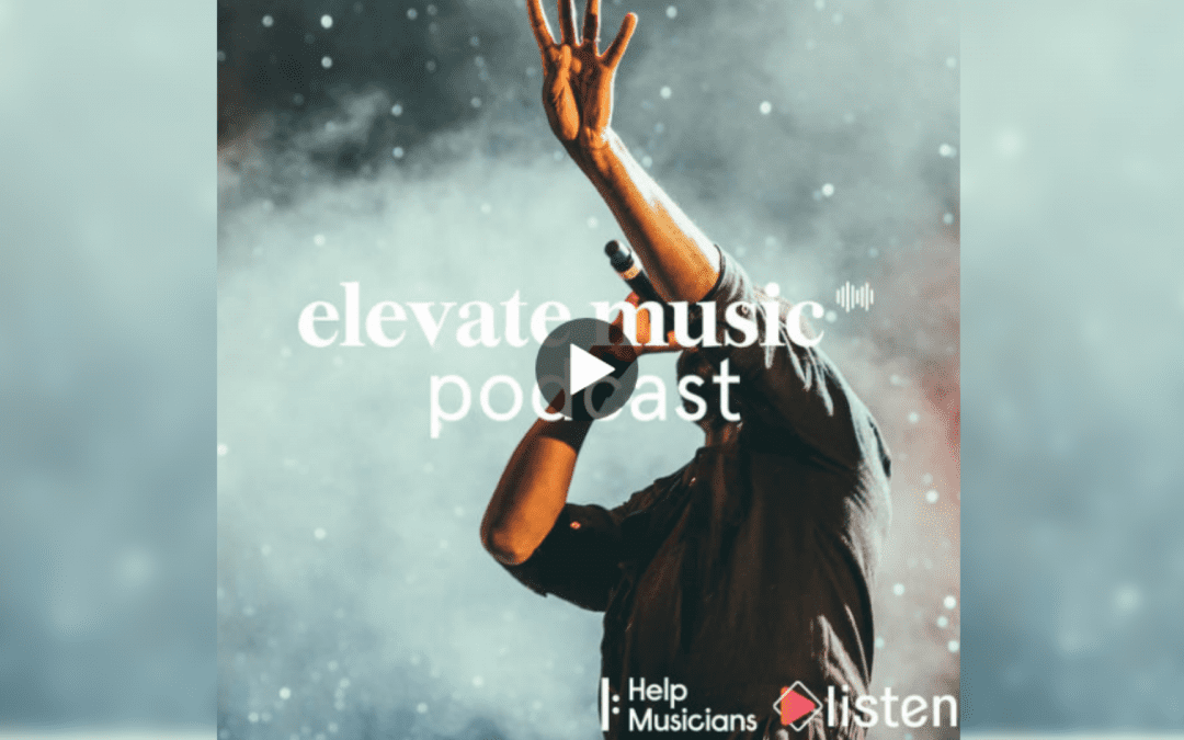BAPAM CEO Claire Cordeaux on Elevate Music Podcast