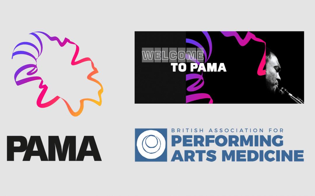 BAPAM Presentations at the Performing Arts Medicine Association Symposium 2021