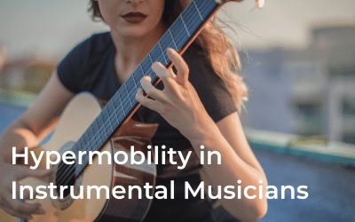 Hypermobility in Instrumental Musicians